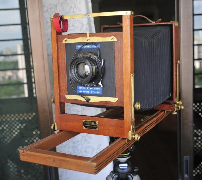 Eastman no 8x10 camera